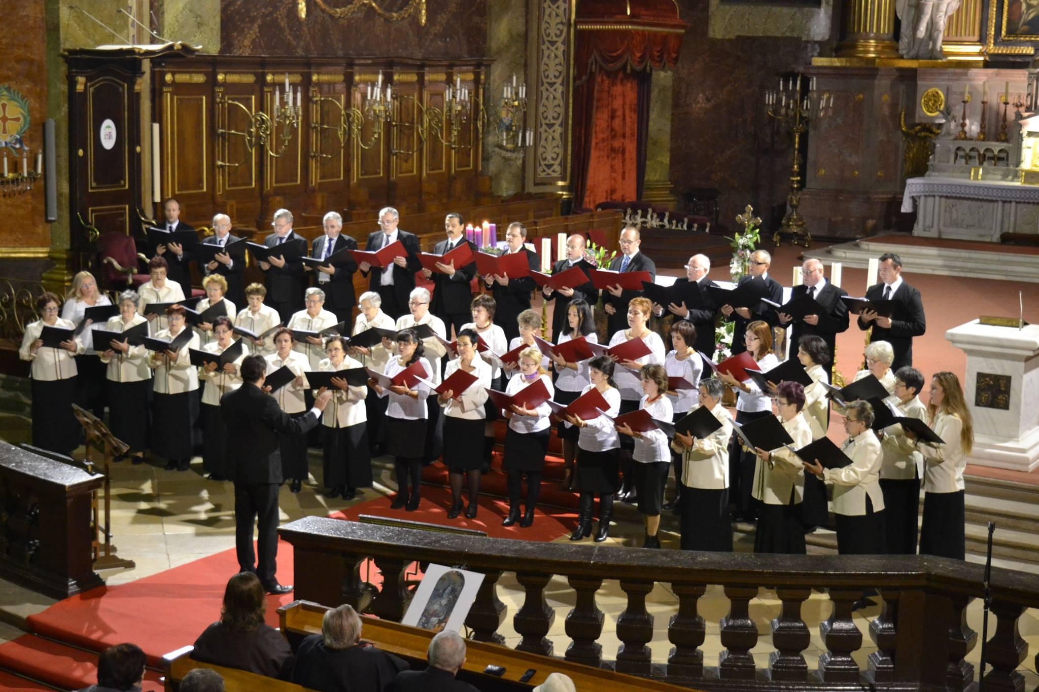 Ökumenikus adventi koncert volt a székesegyházban